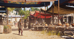 Assassin's Creed Odyssey VanillaFX Mod