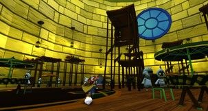 A Hat in Time Magic Academy Mod