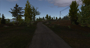 My Summer Car Reduced Flat Trees Mod