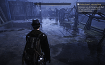 The Sinking City Dunwich ReShade Mod