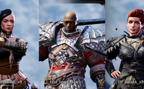 Divinity: Original Sin 2 Character Creation Replacers