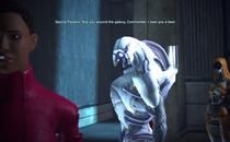 Mass Effect Play as Geth Mod