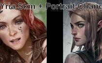 SpellForce 3: Soul Harvest Yria Skin and Portrait Mod