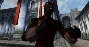 The Elder Scrolls IV: Oblivion Brutal Hands Mod