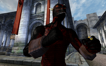 The Elder Scrolls IV: Oblivion Brutal Hands Mod