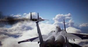 Ace Combat 7: Skies Unknown Solo Wing Pixy for Sir...