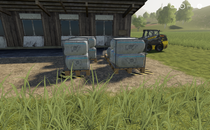 Farming Simulator 19 FS19_woolPalletRepacer Mod