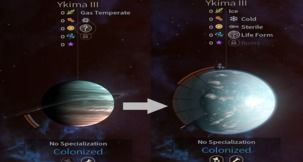 Endless Space 2 Artificial Planets
