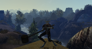 The Elder Scrolls III: Morrowind Balance Overhaul Mod