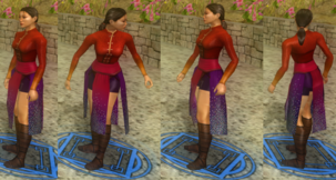 Jade Empire Colors of a Waking World - A Dawn Star...
