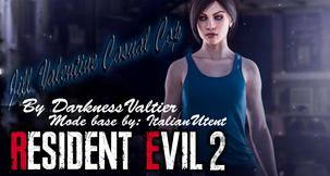 Resident Evil 2 Remake Jill Valentine Casual Cop Mod