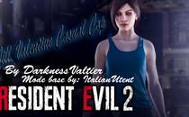 Resident Evil 2 Remake Jill Valentine Casual Cop Mod