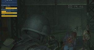 Resident Evil 2 Remake Enemy Health GUI Mod
