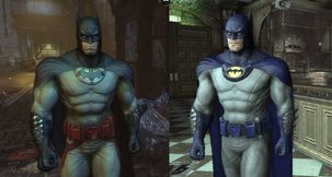 Batman: Arkham City Earth One and Two Mod