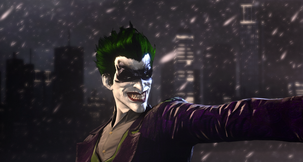 Batman: Arkham Origins Vigilante Joker Batman: The...