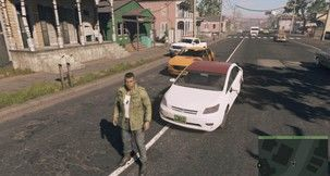Mafia III 21st Century Modern Cars in Traffic Mod
