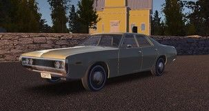 My Summer Car Stock Ferndale Mod