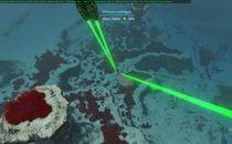 Subnautica Cyclops Laser Cannon Mod