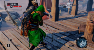 Assassin's Creed: Revelations Leaf Shadow Assassin Mod