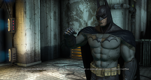 Batman: Arkham Asylum Enhanced Graphics Mod