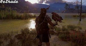 Assassin's Creed Odyssey UHG Reshade Mod