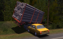 My Summer Car AI Logging Truck Mod