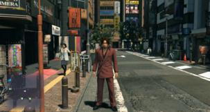 Yakuza Kiwami 2 Fully Playable Yuya Mod
