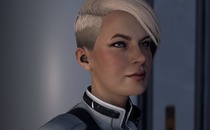 Mass Effect: Andromeda Huntress - A Cora Complexion Mod