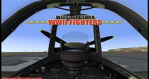 Wings of Power II - WWII Fighters