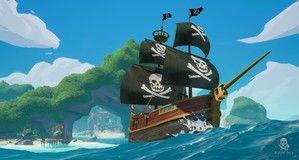 Blazing Sails: Pirate Battle Royale