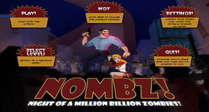 NOMBZ: Night of a Million Billion Zombies
