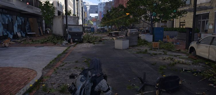 The Division 2 Named Enemies in West End - Where to Find Named Enemies?