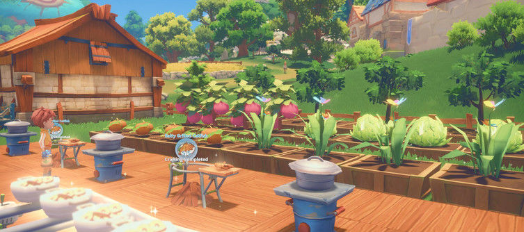 My Time At Portia Flower Carpet - How to Get Flower Carpet?