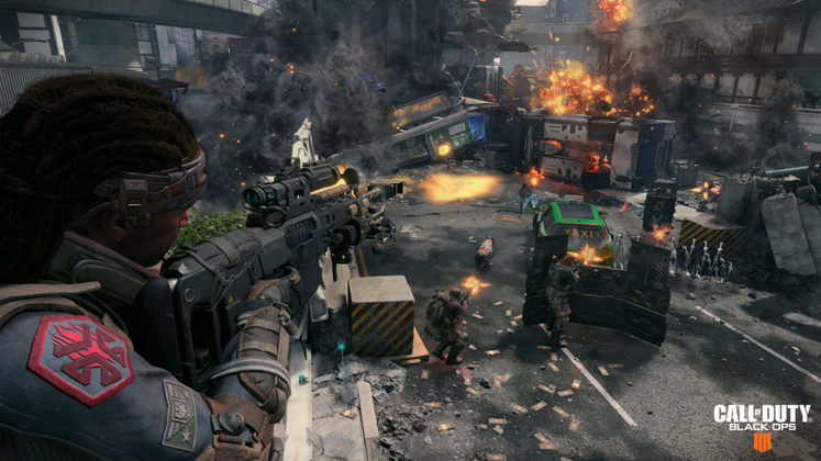 Get a Black Ops 4 Blackout Beta Key for Free by Watching Twitch