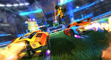 Rocket League Player Count - Psyonix's Smash Hit Reaches 50 Million Players