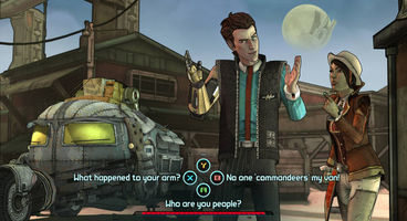 New screenshots show Telltale's upcoming Borderlands game in action