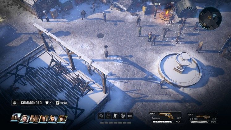 Wasteland 3 Slavers Bounty Quest Guide - Where to find Hallie?