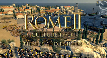 Pirates and Raiders Culture Pack for Total War: Rome II alongside