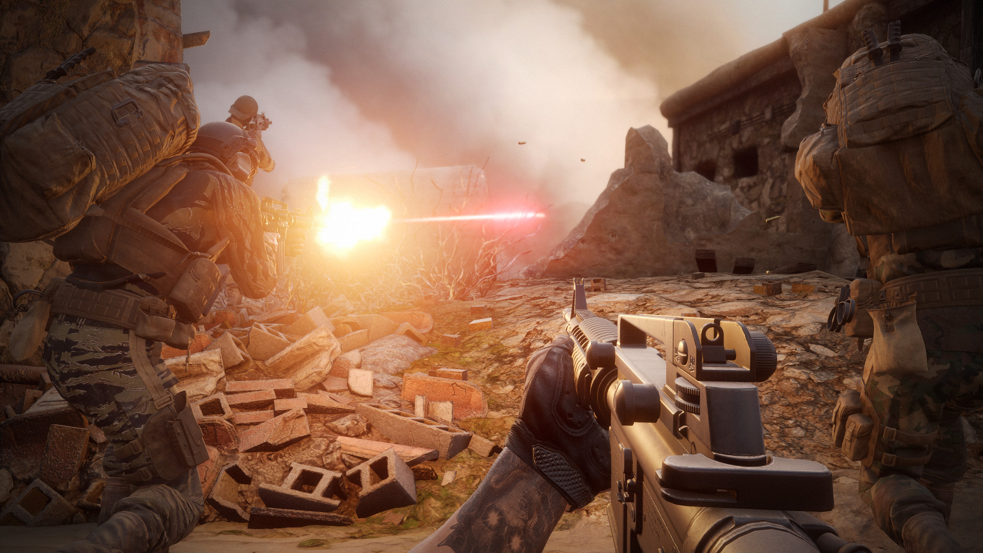 Insurgency: Sandstorm Marks One-year Anniversary With   GameWatcher