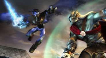 Legacy of Kain domain registered, portfolio artwork found