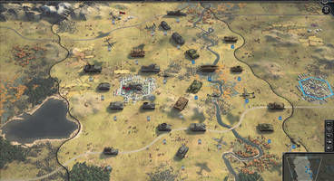 Panzer Corps 2 Pre-Orders Live, Offering 48 Hours of Early Access