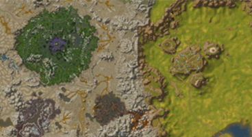 World of Warcraft texture files give rise to 'World of MapCraft'