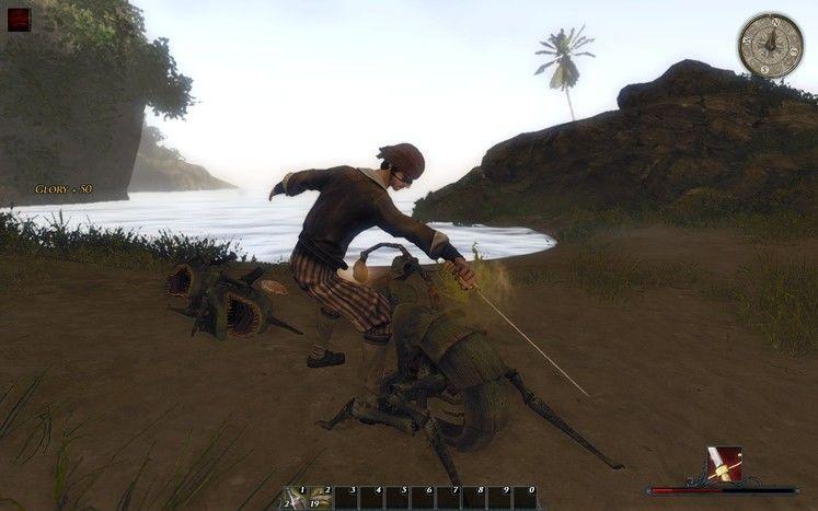 RPG Rumble: Witcher 2 VS Risen 2