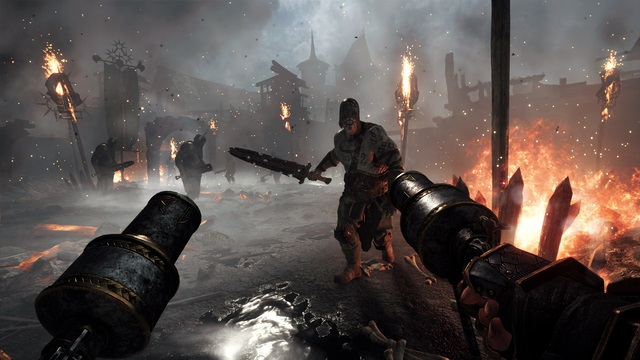 Vermintide 2 Player Count Rises Sky-High as Developer Celebrates a