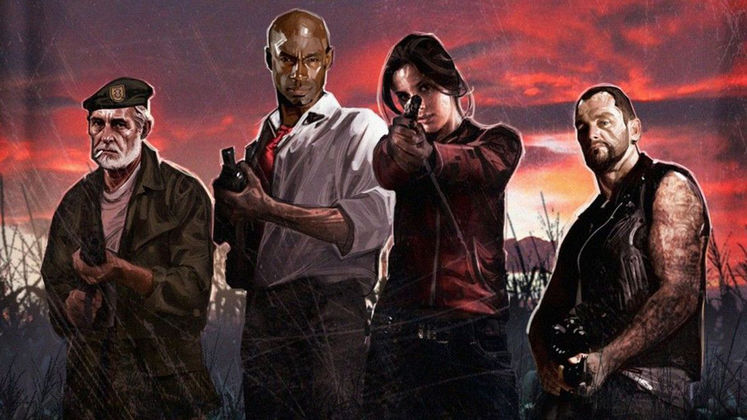 Back 4 Blood is Left 4 Dead 3, from the Creators of Left 4 Dead