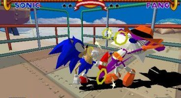 Sonic the Fighters heading to PC, PSN and XBLA
