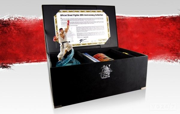 Street Fighter 25th anniversary collection costs $149.99, full details here