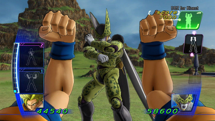 Dragon Ball Z for Kinect coming in October, Budokai HD Collection in Winter
