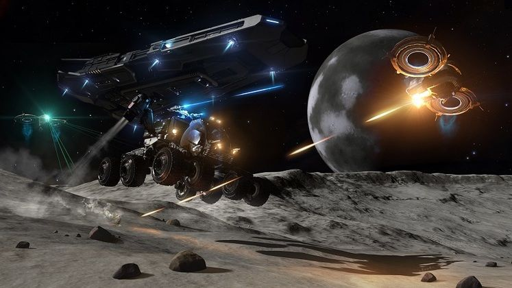 Elite Dangerous: Horizons Becomes Free for Owners of the Base Game Next Month