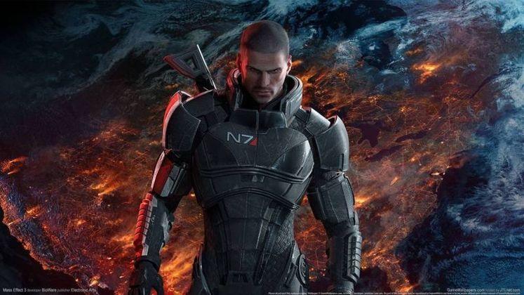 Mass Effect 3 demo, multiplayer beta in January